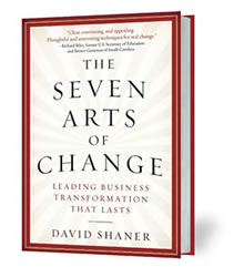 The Seven Arts of Change